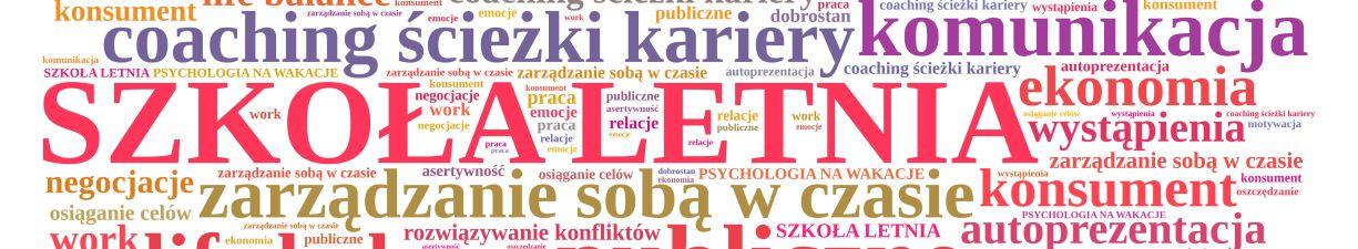 Szkoła letnia – psychologia na wakacje